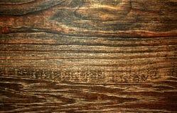 Tło deski starzeć się deski drewniany porysowany Obrazy Royalty Free