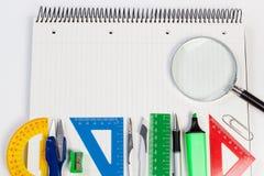 Tło dla teksta na agendy biurze Ximpx biznes Obraz Stock