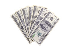 tło dolarów, Zdjęcie Stock