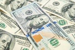 tło dolary odizolowywali my biały zdjęcie royalty free