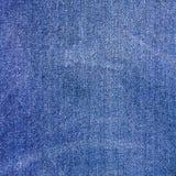 tło drelichów konsystencja ubraniowa dżinsy blue Obrazy Stock