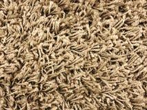 Tło dywanowa tkanina w zakończeniu up struktura dywanowa tło szeregu Zdjęcia Royalty Free