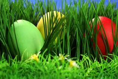 tło Easter obraz stock
