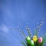 tło Easter zdjęcie royalty free