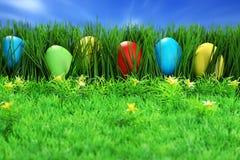 tło Easter obrazy stock