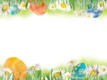 tło Easter obraz royalty free