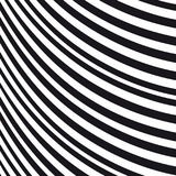 tło falisty abstrakcyjne czarny white wzoru ilustracja wektor