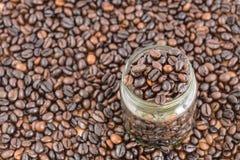 tło fasoli piękną kawową kuchni powiązana konsystencja Fotografia Stock