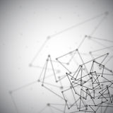 tło geometrycznego abstrakcyjne Fotografia Royalty Free