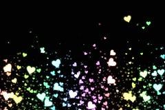 tło grępluje serc bezszwowe kostiumów valentine tapety dobrze Zdjęcie Royalty Free