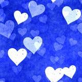 tło grępluje serc bezszwowe kostiumów valentine tapety dobrze Zdjęcia Stock
