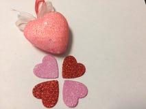 tło grępluje serc bezszwowe kostiumów valentine tapety dobrze to moja walentynka Zdjęcia Royalty Free