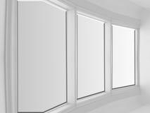 Tło grafika biały pokój Zdjęcia Stock