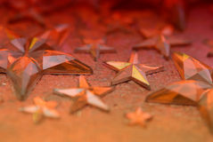 tło gwiazdkę gwiazdy Zdjęcia Stock