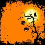 tło Halloween Obrazy Stock