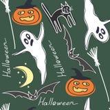 tło Halloween Obraz Royalty Free