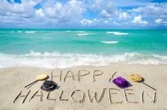 tło Halloween szczęśliwy Fotografia Royalty Free