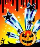 tło Halloween tło Obraz Royalty Free