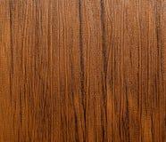 Tło i tekstura orzecha włoskiego drewniany dekoracyjny meble ukazujemy się Obraz Royalty Free