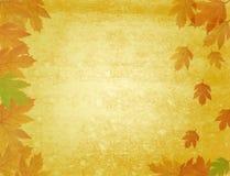 tło jesień tło royalty ilustracja