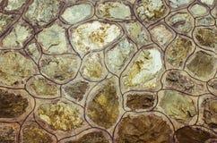 Tło kamieni różni rozmiary. Zdjęcie Royalty Free