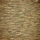 Tło kamienna ściana Obraz Royalty Free