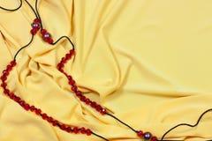 Tło klejnoty na kolor żółty obrazy royalty free