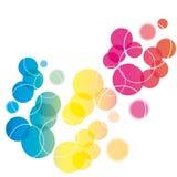 tło kolor ilustracja wektor