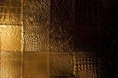 tło koloru s złocista tapeta Zdjęcie Stock