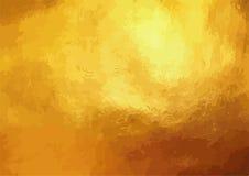 tło koloru s złocista tapeta Abstrakt gładka kolorowa ilustracja, ogólnospołeczna medialna tapeta również zwrócić corel ilustracj Ilustracja Wektor