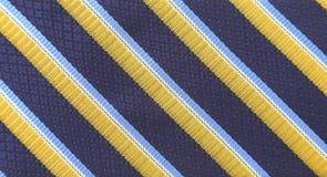 Tło krawat kolorowy pasiasty. Obrazy Royalty Free