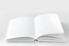 tło książkę pamiętnika osobiste czerwony white Obraz Royalty Free