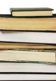 tło książki brogują biel obraz stock