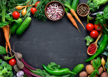 tło kulinarny obraz stock