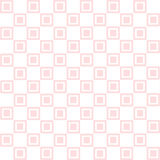 tło kwadrat różowy bezszwowy Obrazy Royalty Free