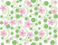 tło kwiat Zdjęcie Stock