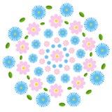 tło kwiat s ilustracja wektor