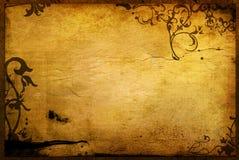 tło kwieciste ramy stylu tekstury ilustracja wektor