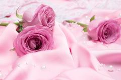 tło kwitnie romantycznego zdjęcie stock