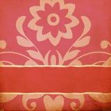 tło kwitnie wiosna rocznika royalty ilustracja