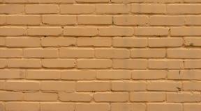 Tło lub tekstura ściana z cegieł zdjęcia stock