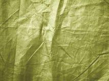tło marszcząca zielona grunge oliwka Fotografia Royalty Free