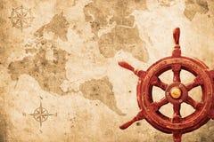 tło marynarka wojenna Obraz Stock
