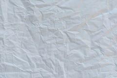 tło miący papierowy biel Zdjęcia Stock