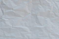 tło miący papierowy biel Fotografia Royalty Free