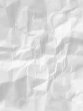 tło miący papierowy tekstury biel Fotografia Royalty Free