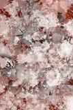 Tło miękkich części plamy w czerwieni ilustracja wektor