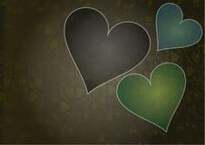 tło miłość Zdjęcia Stock