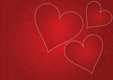 tło miłość Zdjęcie Royalty Free