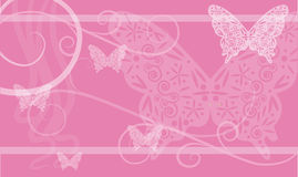 tło motyl Obraz Royalty Free